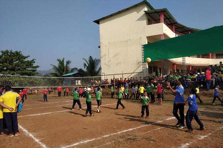 Royary English Medium School-Annual Sports Day