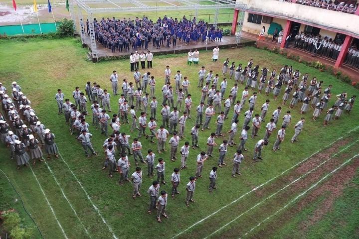 Royary English Medium School-Assembly