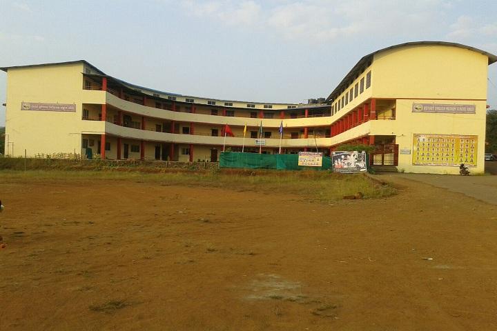 Royary English Medium School-Campus View