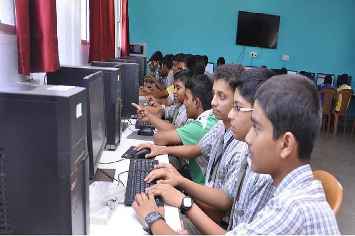 Royary English Medium School-IT Lab
