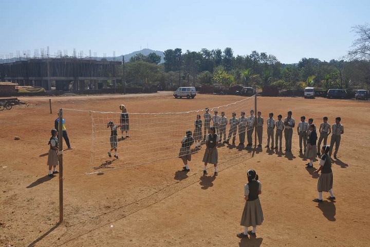 Royary English Medium School-Play Ground