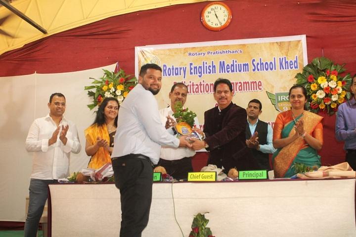 Royary English Medium School-Prize Distribution