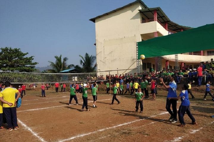 Royary English Medium School-Sports