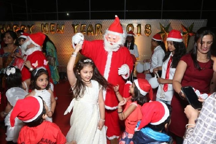 Rustomjie International School-Christmas Celebrations