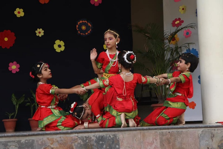 Rustomjie International School-Classical Dances