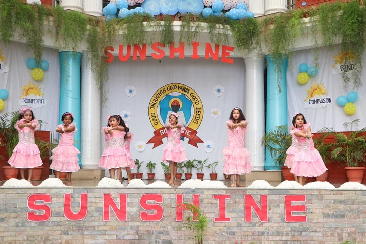 Rustomjie International School-Dances