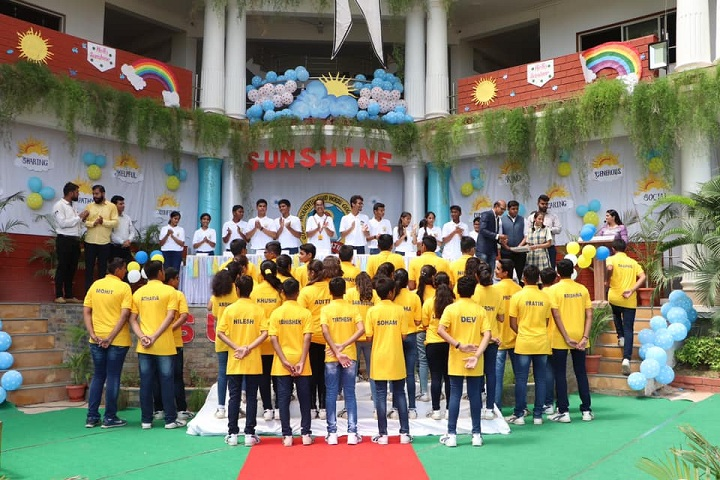 Rustomjie International School-Event