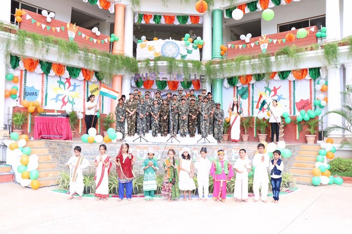 Rustomjie International School-Independence Day Celebrations