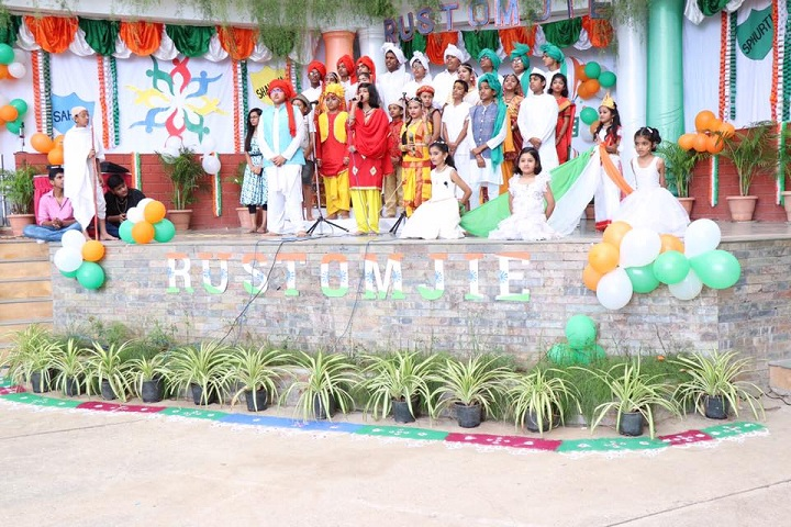 Rustomjie International School-Republic Day Celebrations