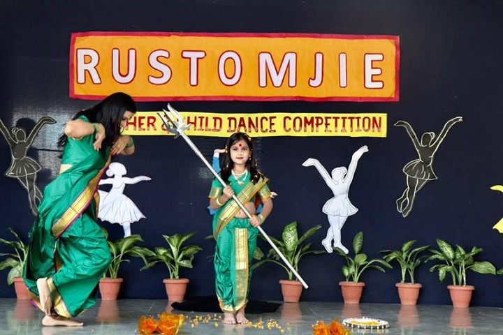 Rustomjie International School-Skit