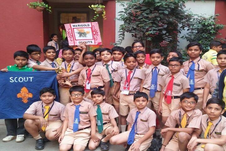 Ryan International School-Scouts