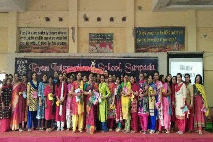 Ryan International School-Womens Day Celebrations