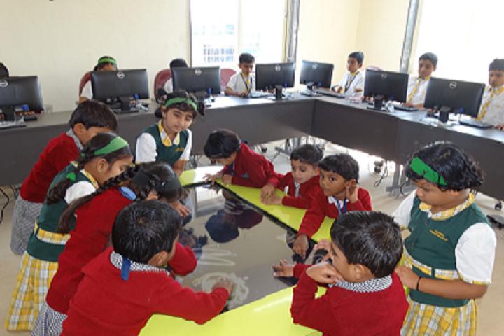 Sai Angels International School- IT Lab