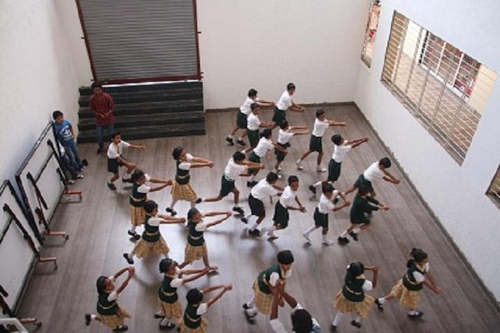 Sai Angels International School-Dance Room