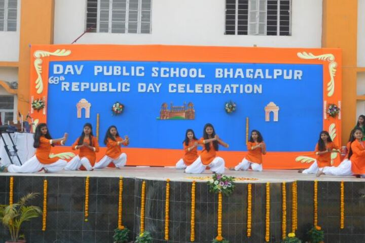 DAV Public School-Republic Celebration