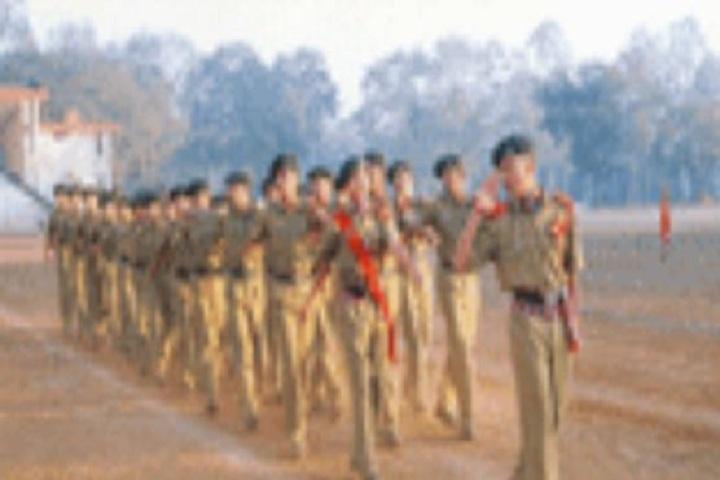 Sainik School-NCC