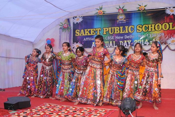 Saket Public School-Annual Day