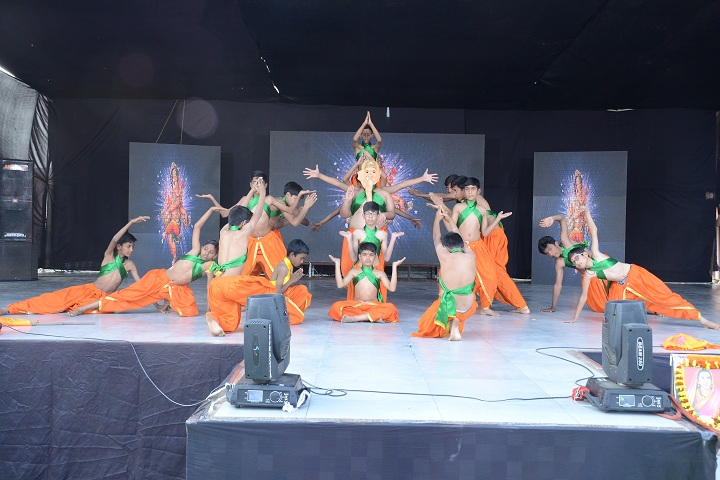 Saket Public School-Group Performance
