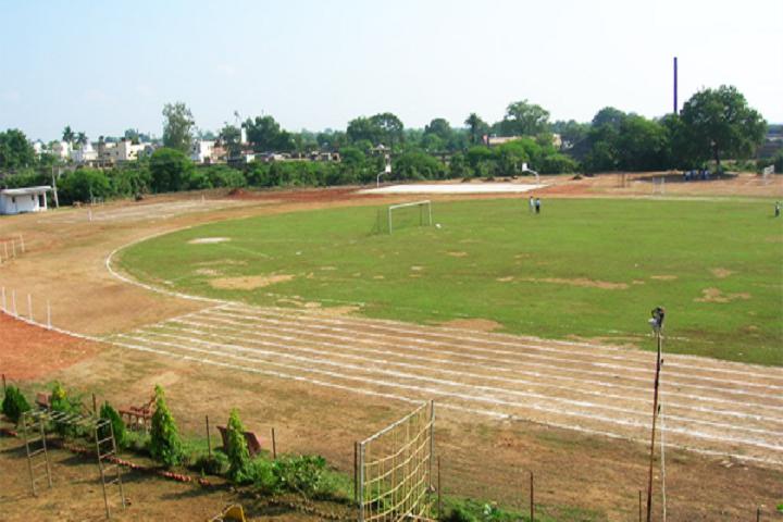 Saket Public School-Play Ground