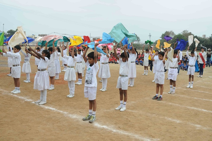 Saket Public School-Sports Day