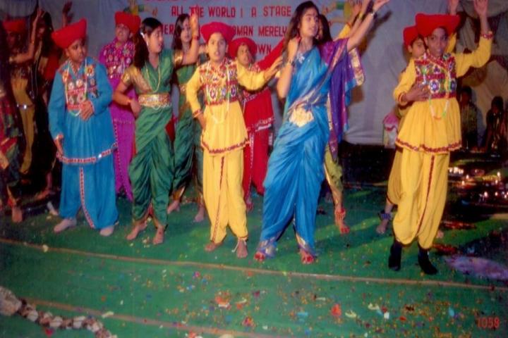 Saket Public School-Dance