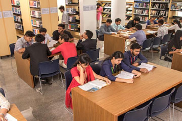 Saket Public School-Library