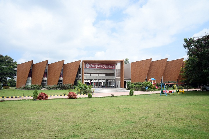 Sanjivani Academy-Campus View