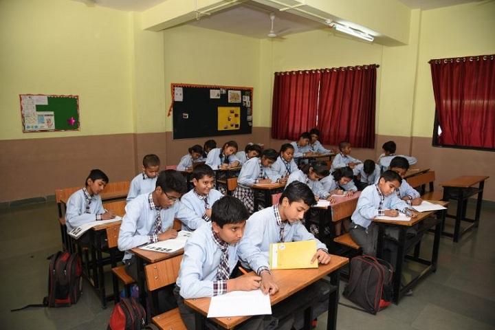 Sanjivani Academy-Classroom