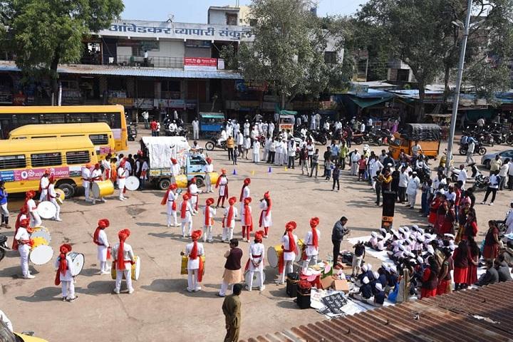 Sanjivani Academy-Festival Celebration