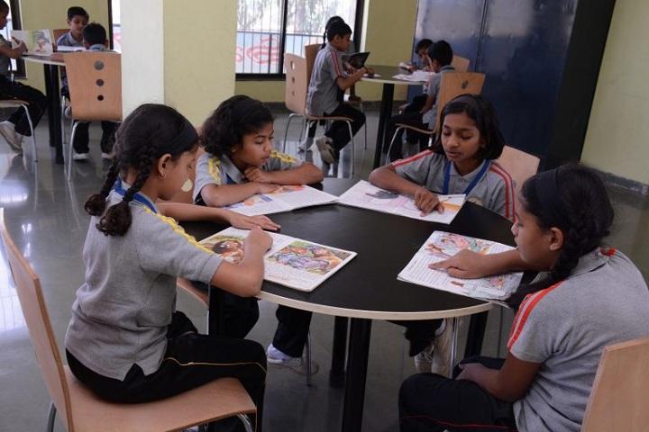 Sanjivani Academy-Library