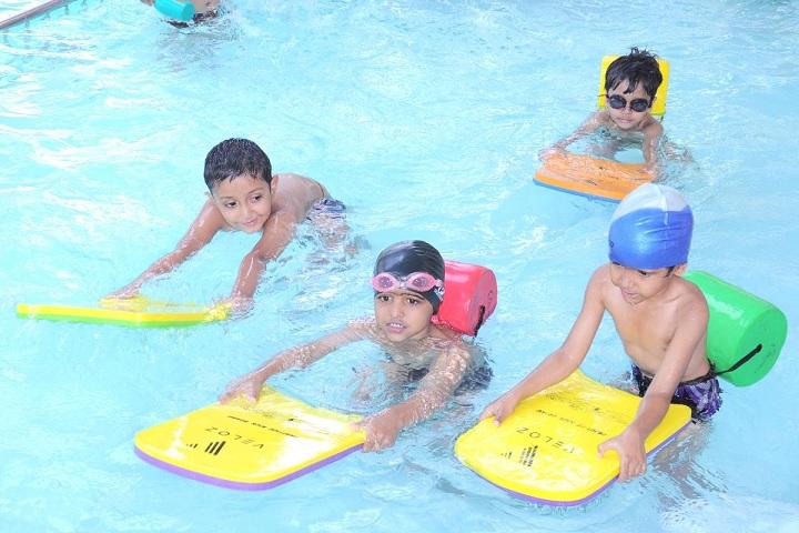 Sanjivani Academy-Swimming Pool