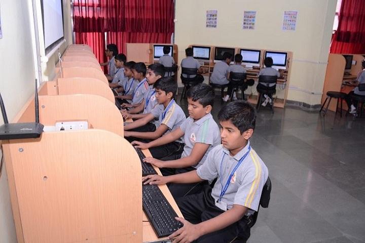 Sanjivani Academy-computer lab