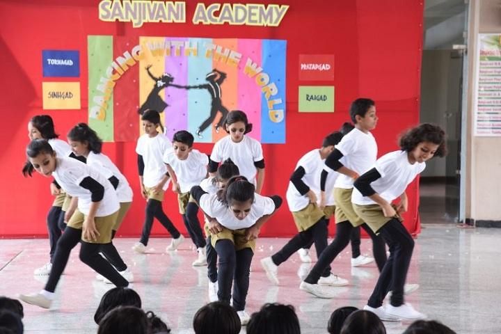 Sanjivani Academy-dance