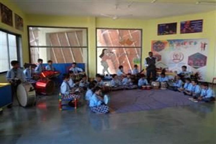 Sanjivani Academy-music class