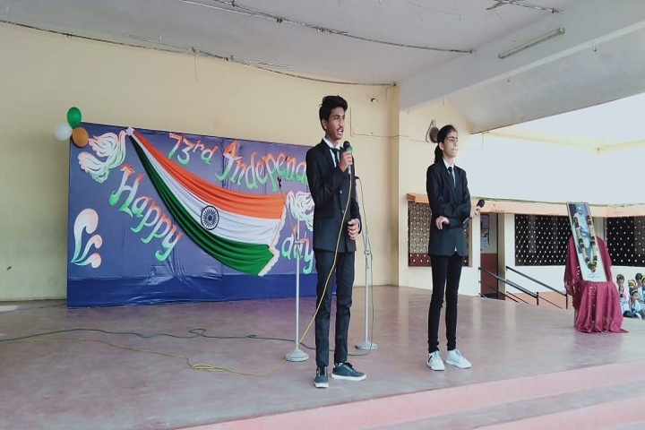 Sanjo Convent School-Independence Day