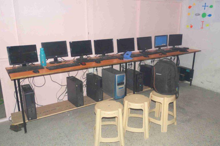 Sanskruti Foundation-Computer Lab