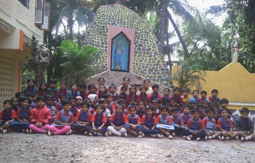 Sanskruti Foundation-Visit to Church