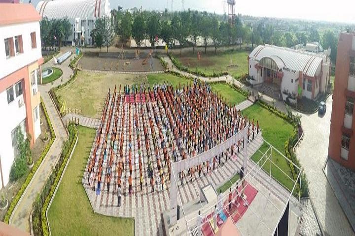 Sant Tukaram National Model School-Assembly