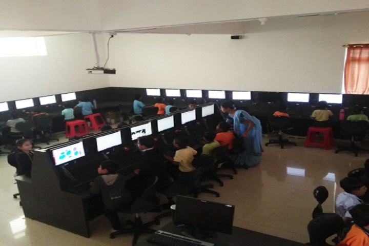 Sant Tukaram National Model School-IT Lab
