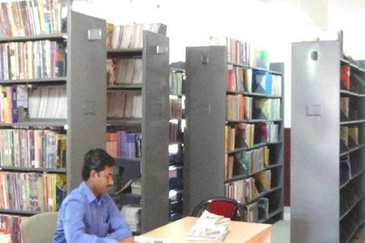 Sant Tukaram National Model School-Library