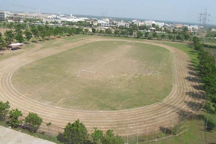 Sant Tukaram National Model School-Play Ground