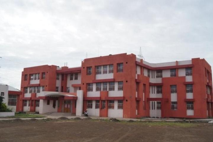 Sant Tukaram National Model School-School Building