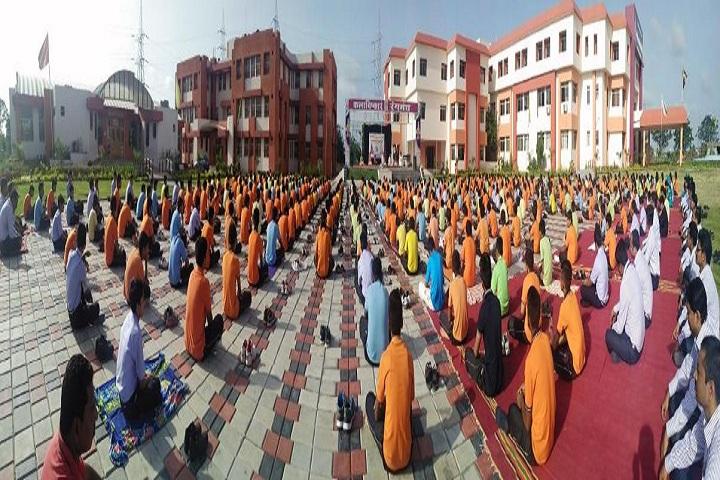 Sant Tukaram National Model School-Yoga