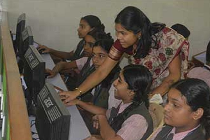 Santhome Public School-IT Lab
