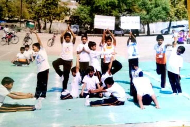 Scholars Convent-Yoga