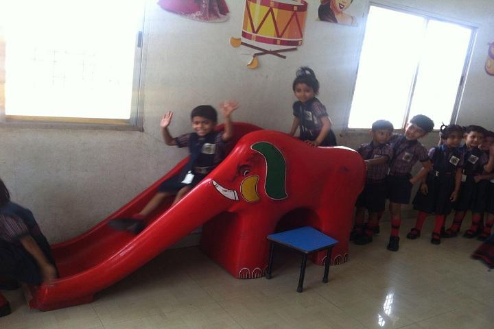 Scholars International School-Indoor activity