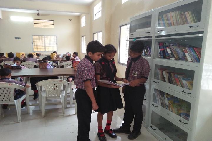 Scholars International School-Library
