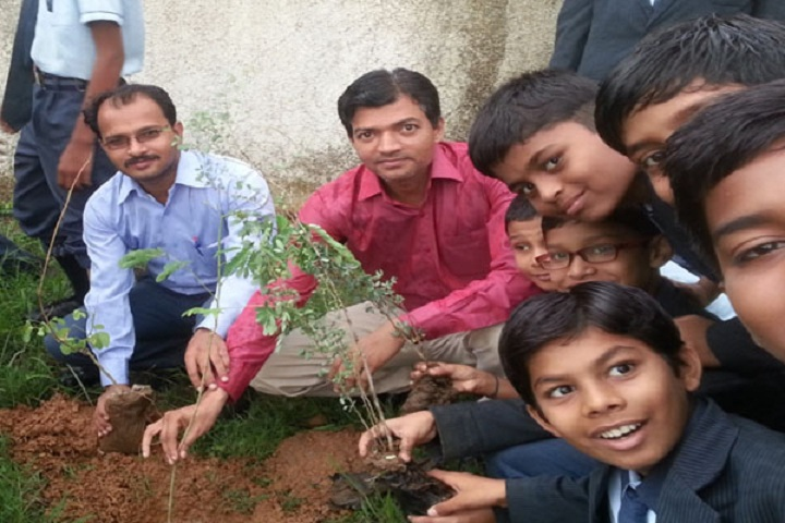 School of Scholars-Tree Plantation