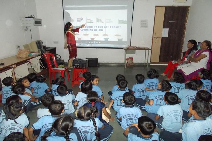School Of Scholars-Smart Classroom