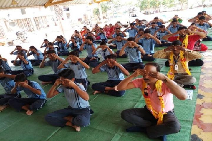 School Of Scholars-Yoga